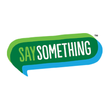Sandy Hook Say Something Logo